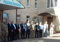 В Бородянці створено медичний центр для учасників бойових дій